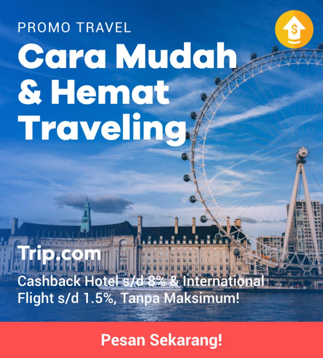 Week 25 - Promo Trip.com