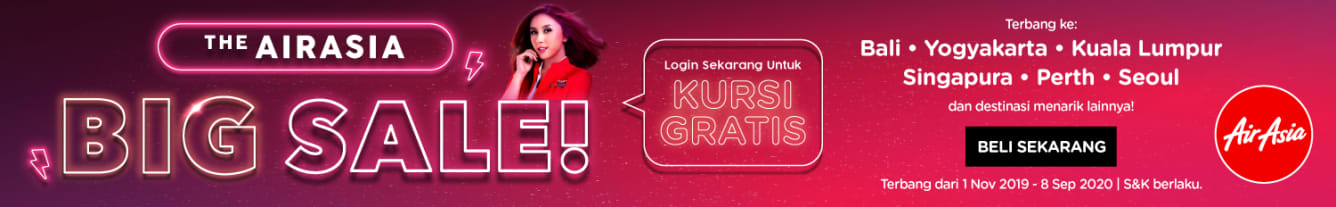 Week 24 - Promo AirAsia