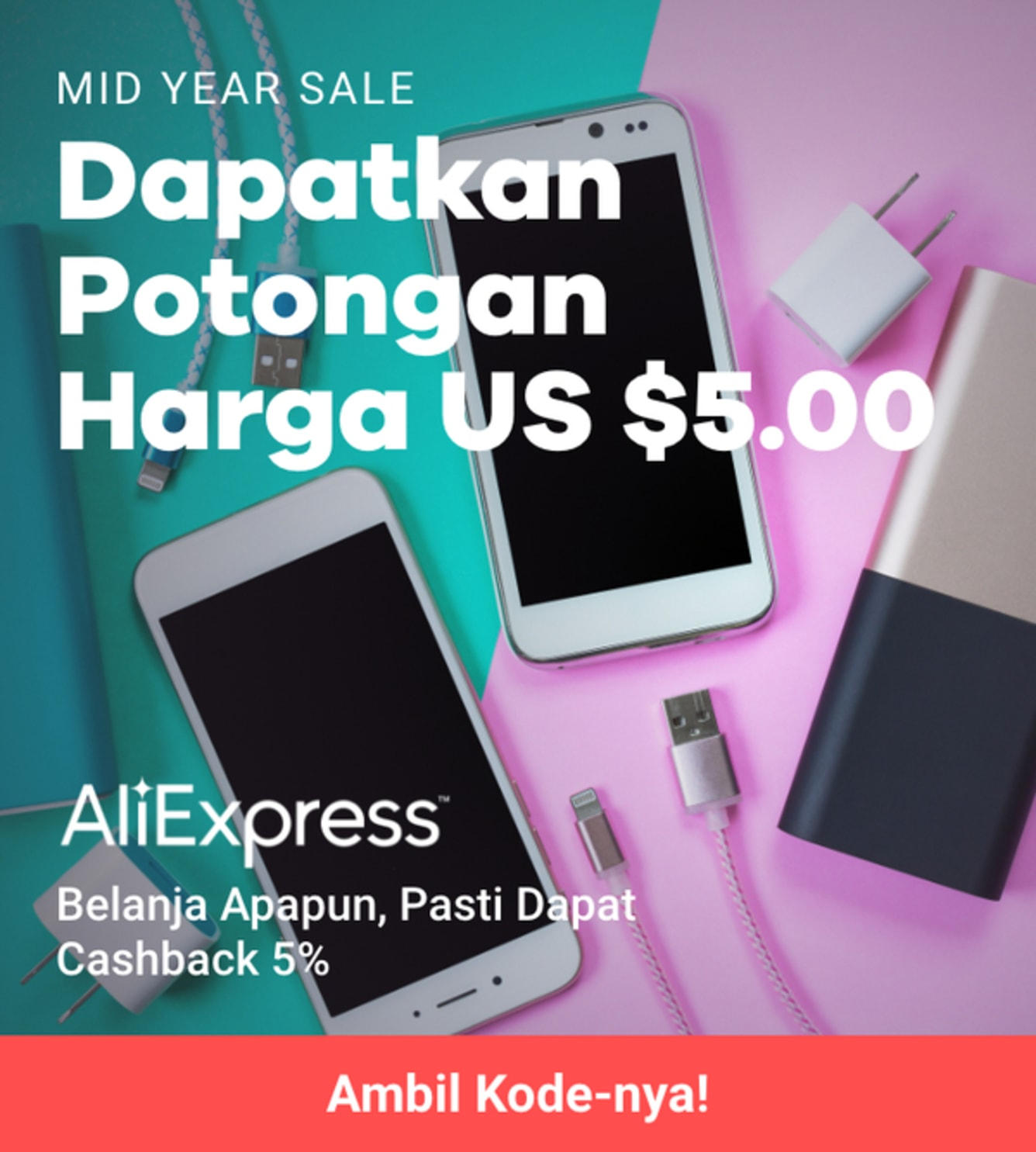 Week 25 - Promo AliExpress