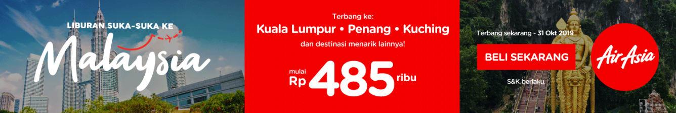 Week 26 - Promo AirAsia