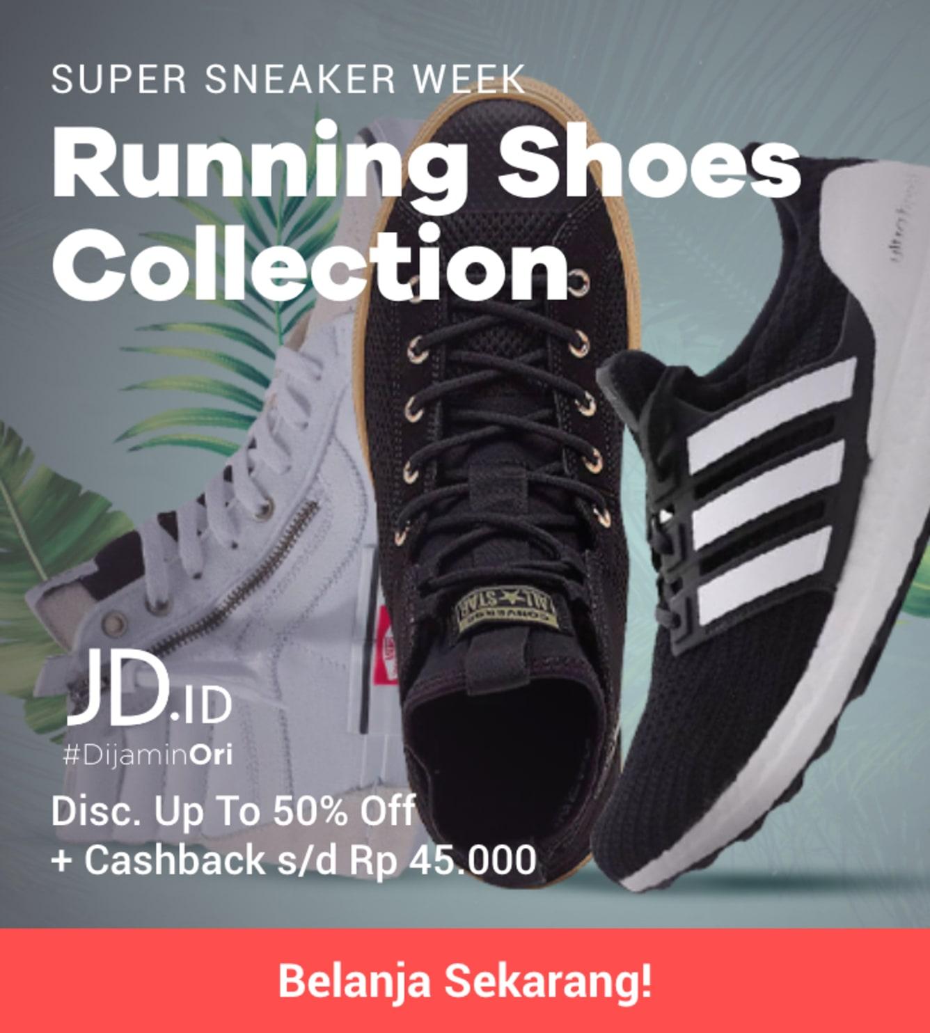 Week 30 - Promo JDid Sneaker