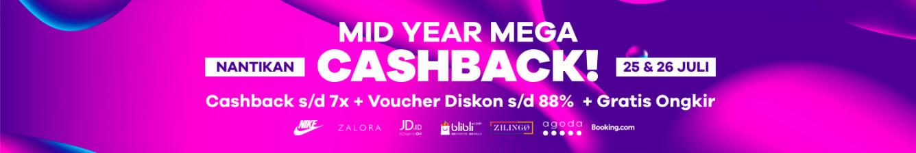 Week 30 - Teaser Mid Year Mega Cashback