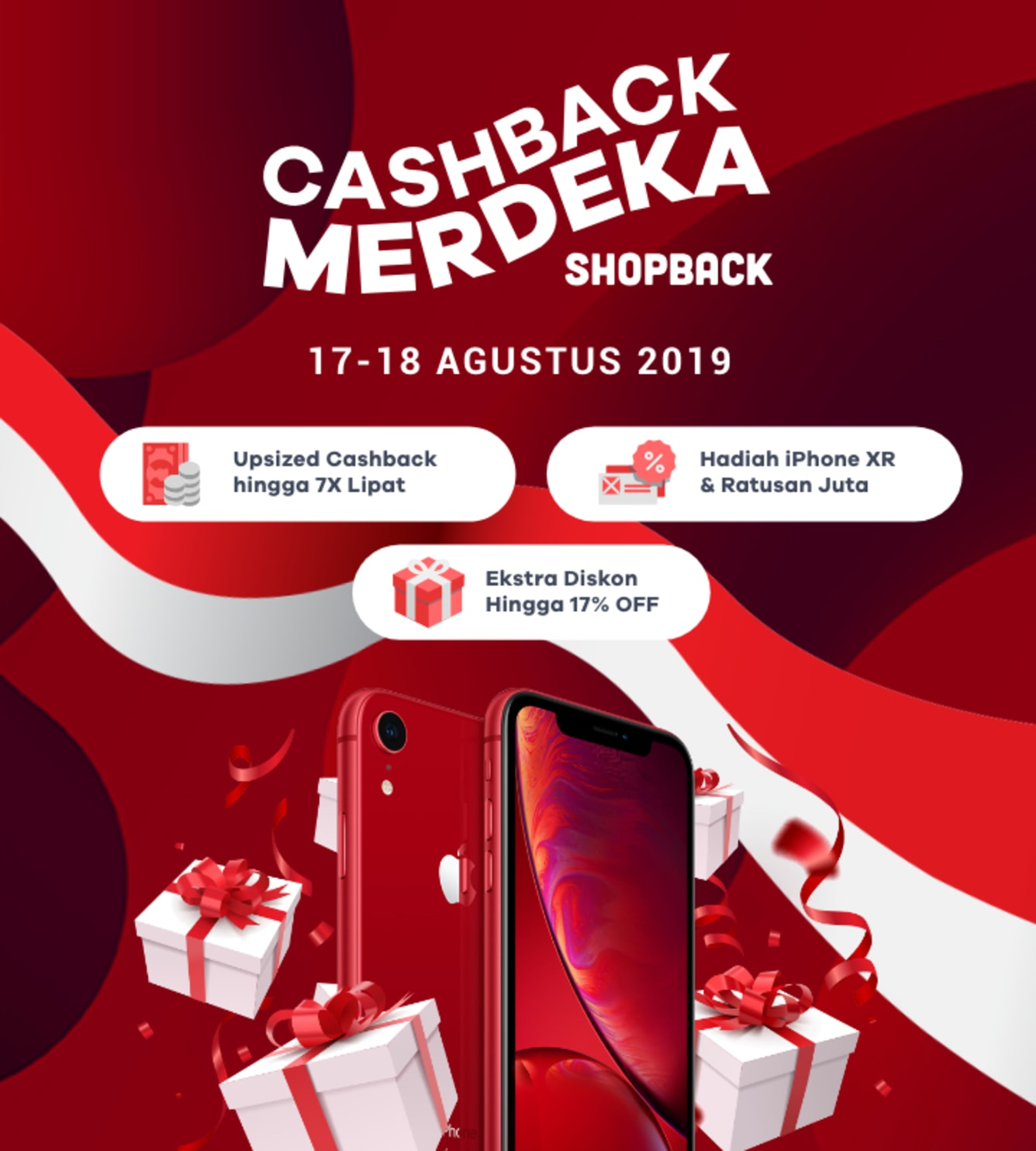 Week 33 - Promo Cashback Merdeka
