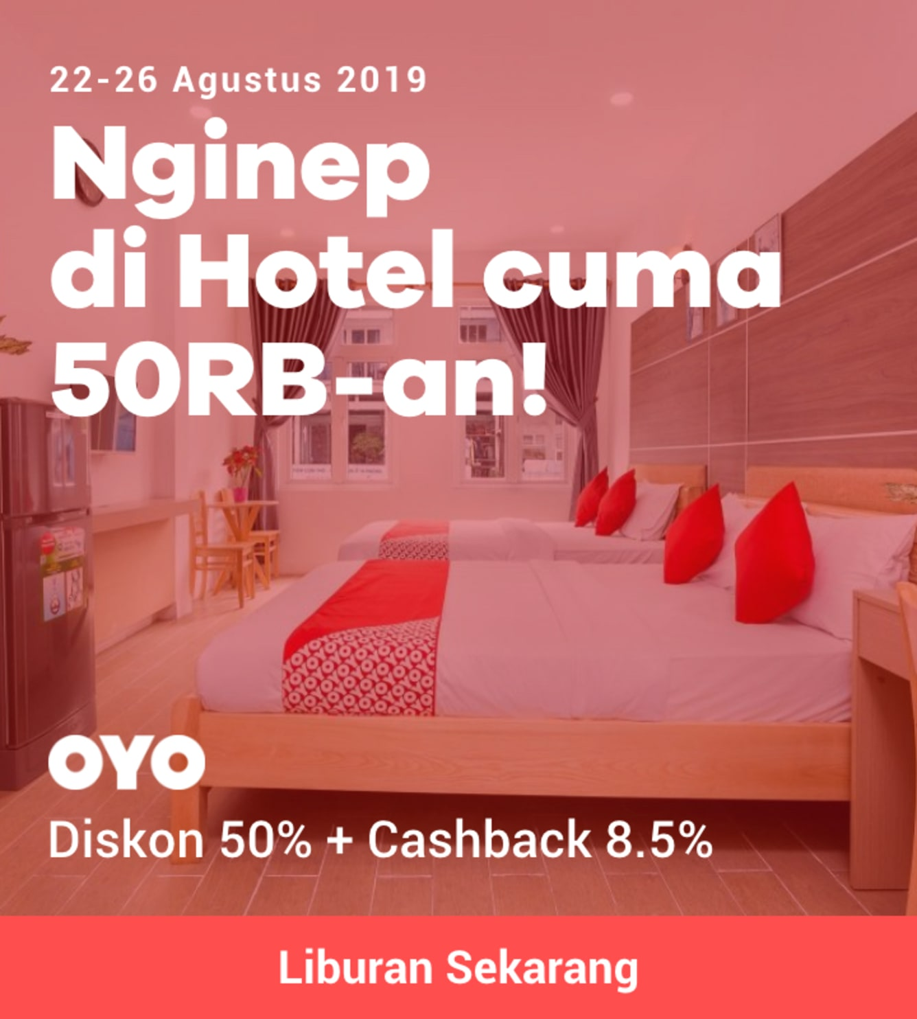 Week 34 - Promo OYO Rooms