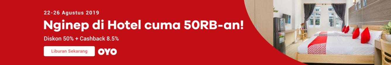 Week 34 - Promo OYO Rooms