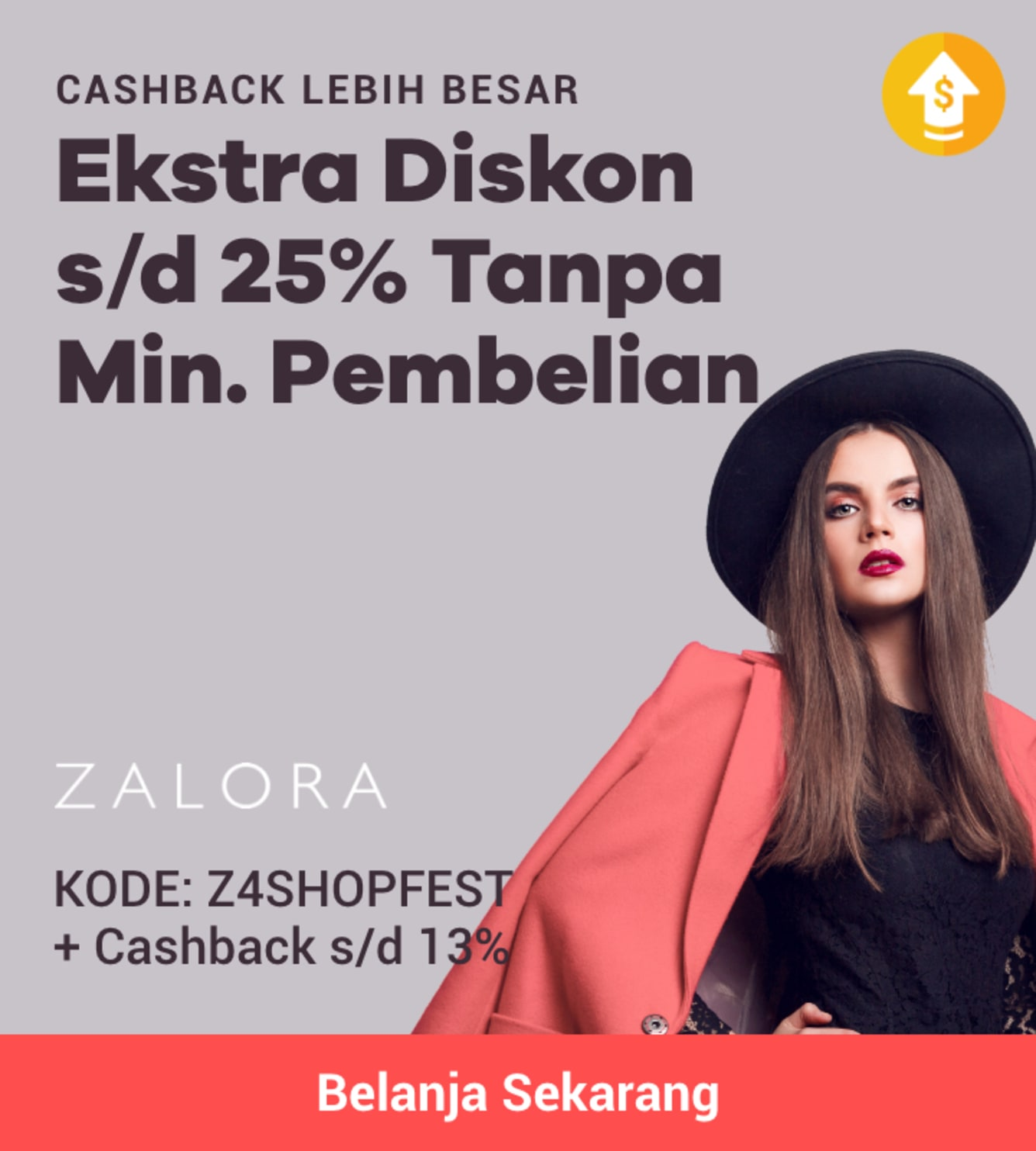 Week 34 - Promo Zalora