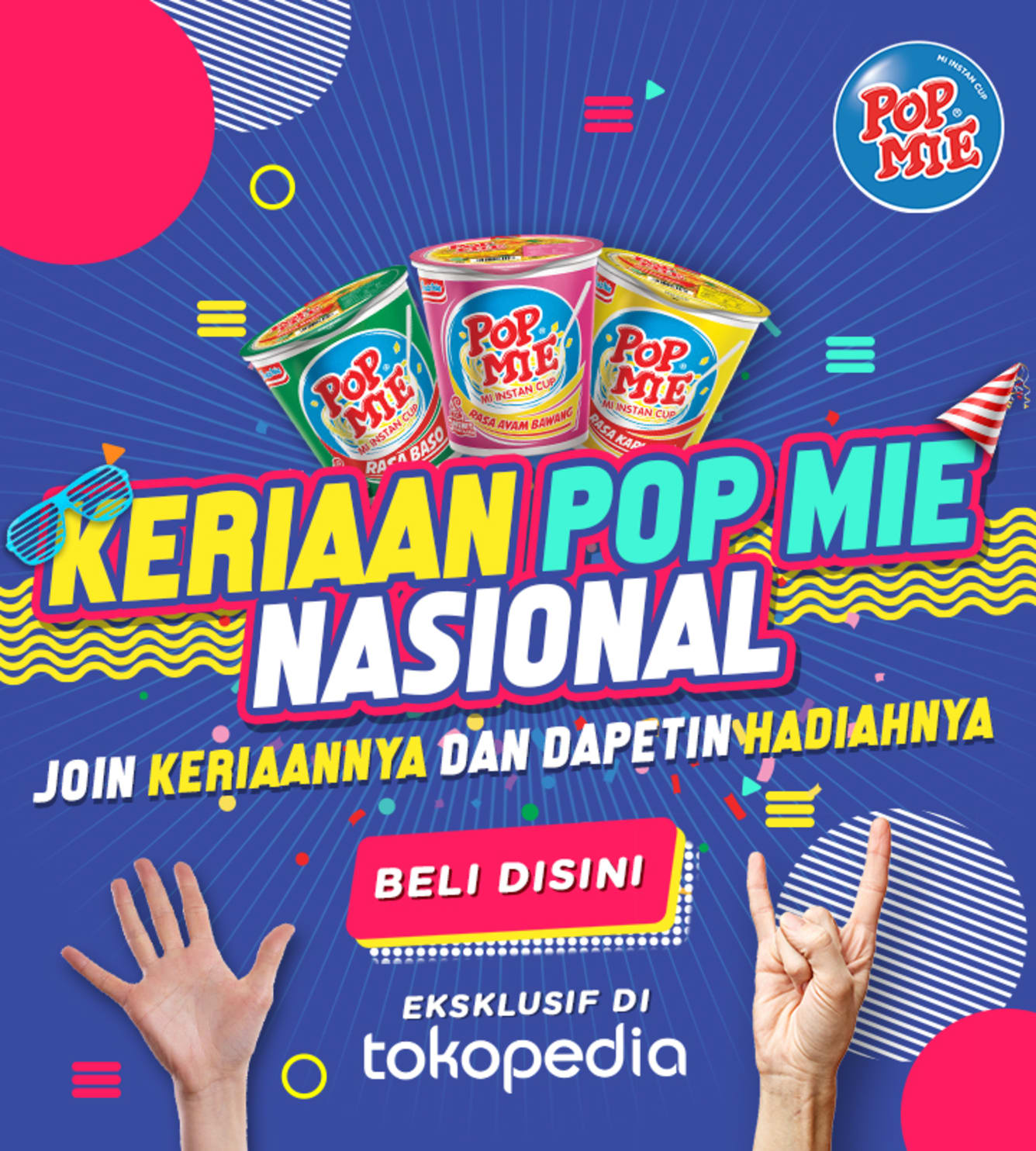 Week 38 - Promo Pop Mie