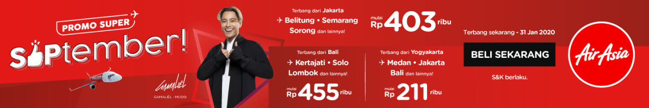 Week 38 - Promo AirAsia
