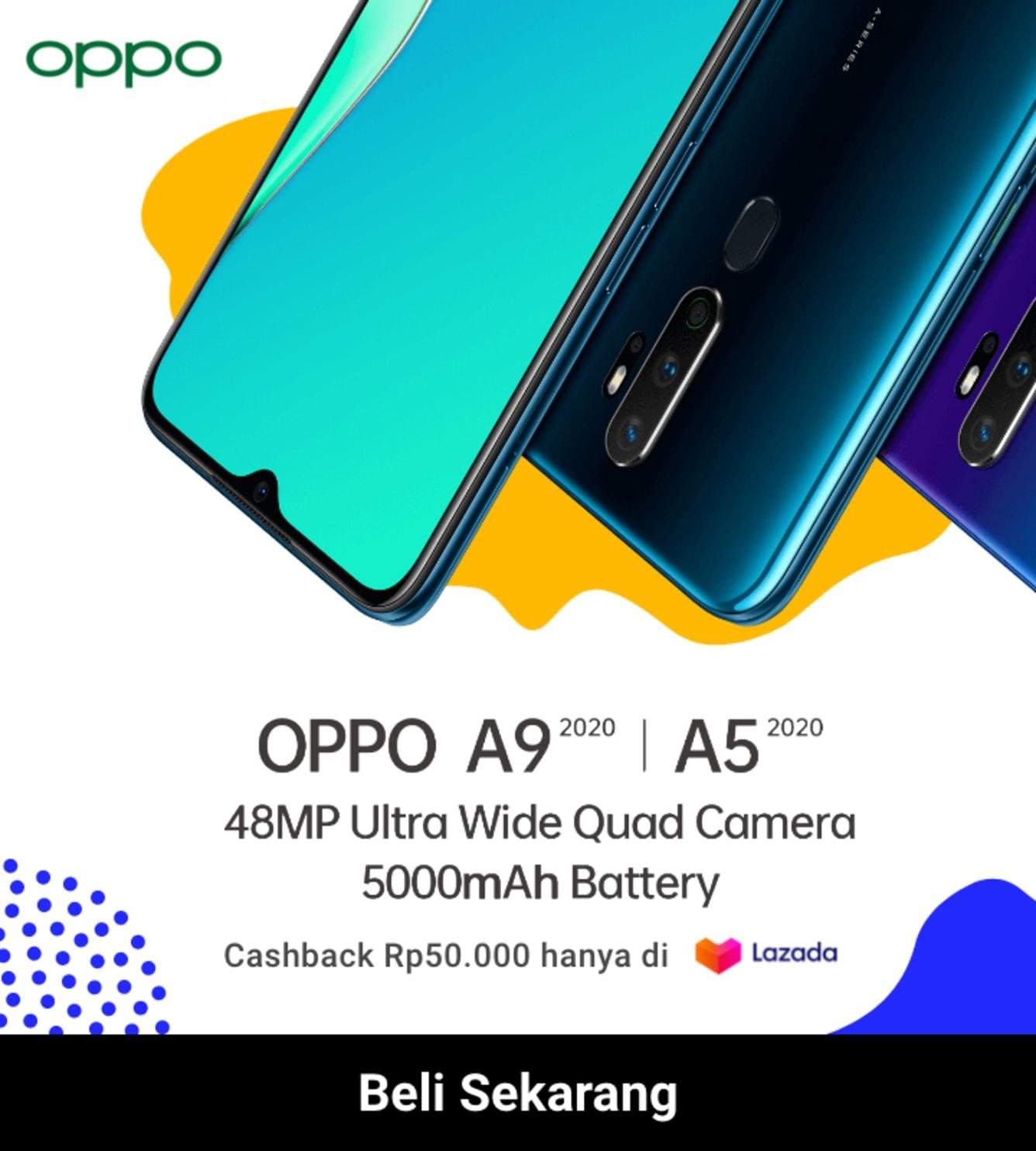 Week 42 - Promo OPPO A9
