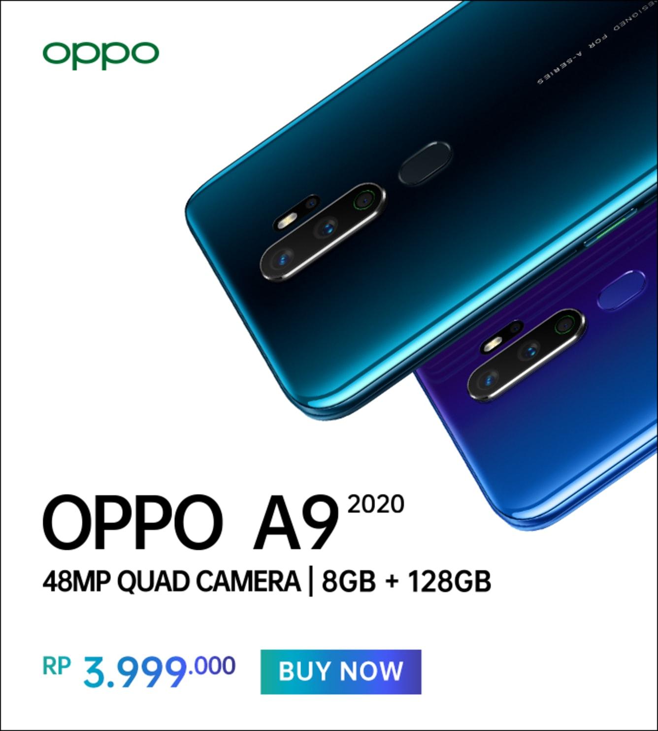 Week 38 - Promo OPPO A9