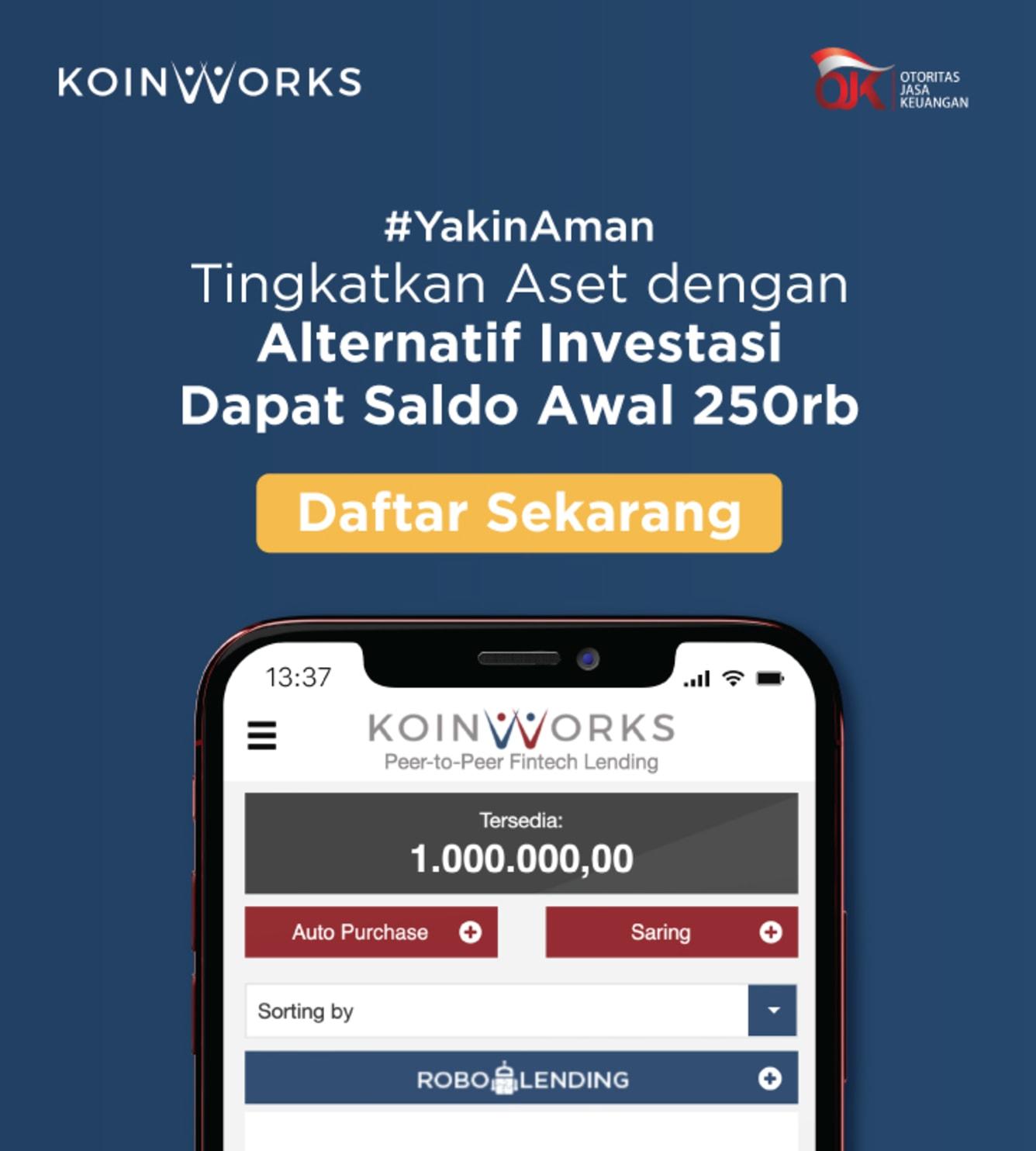 Week 42 - Promo Koinworks