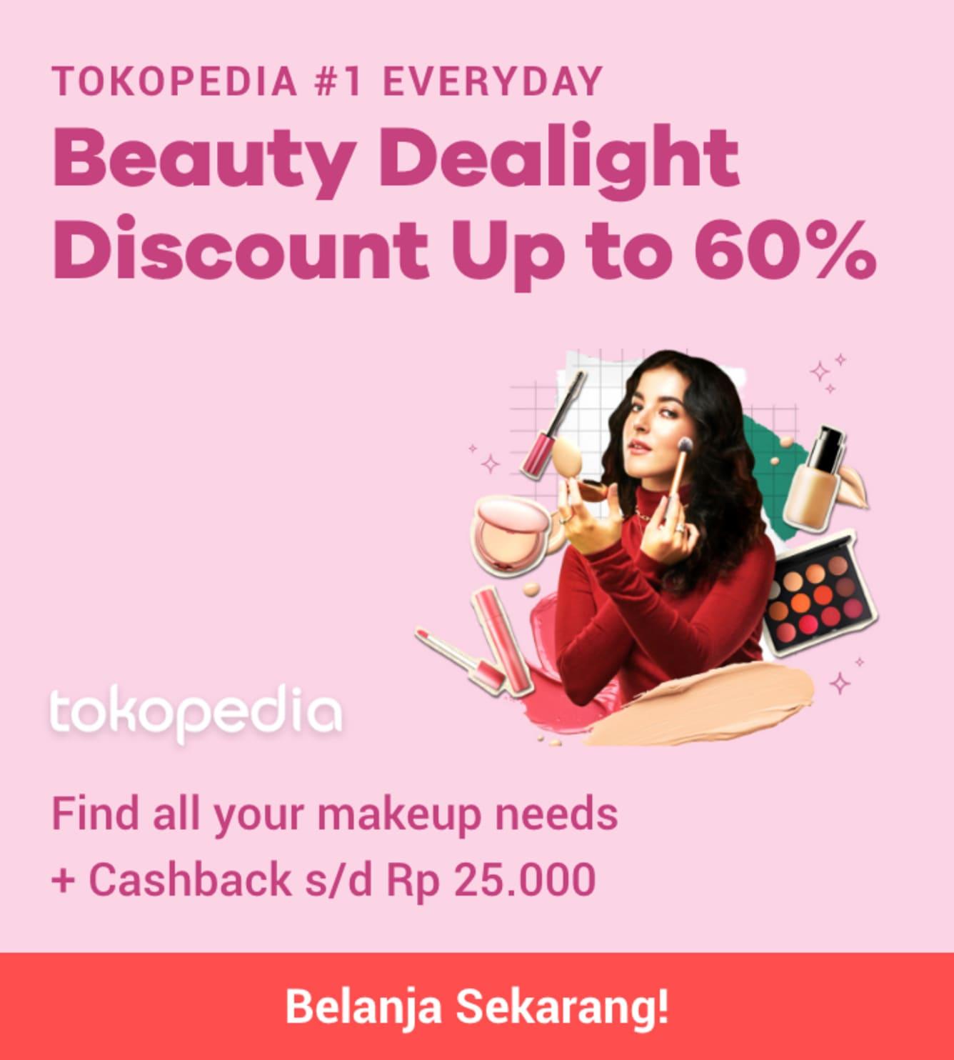 Week 42 - Promo Tokopedia