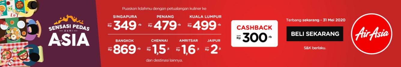 Week 46 - Promo AirAsia