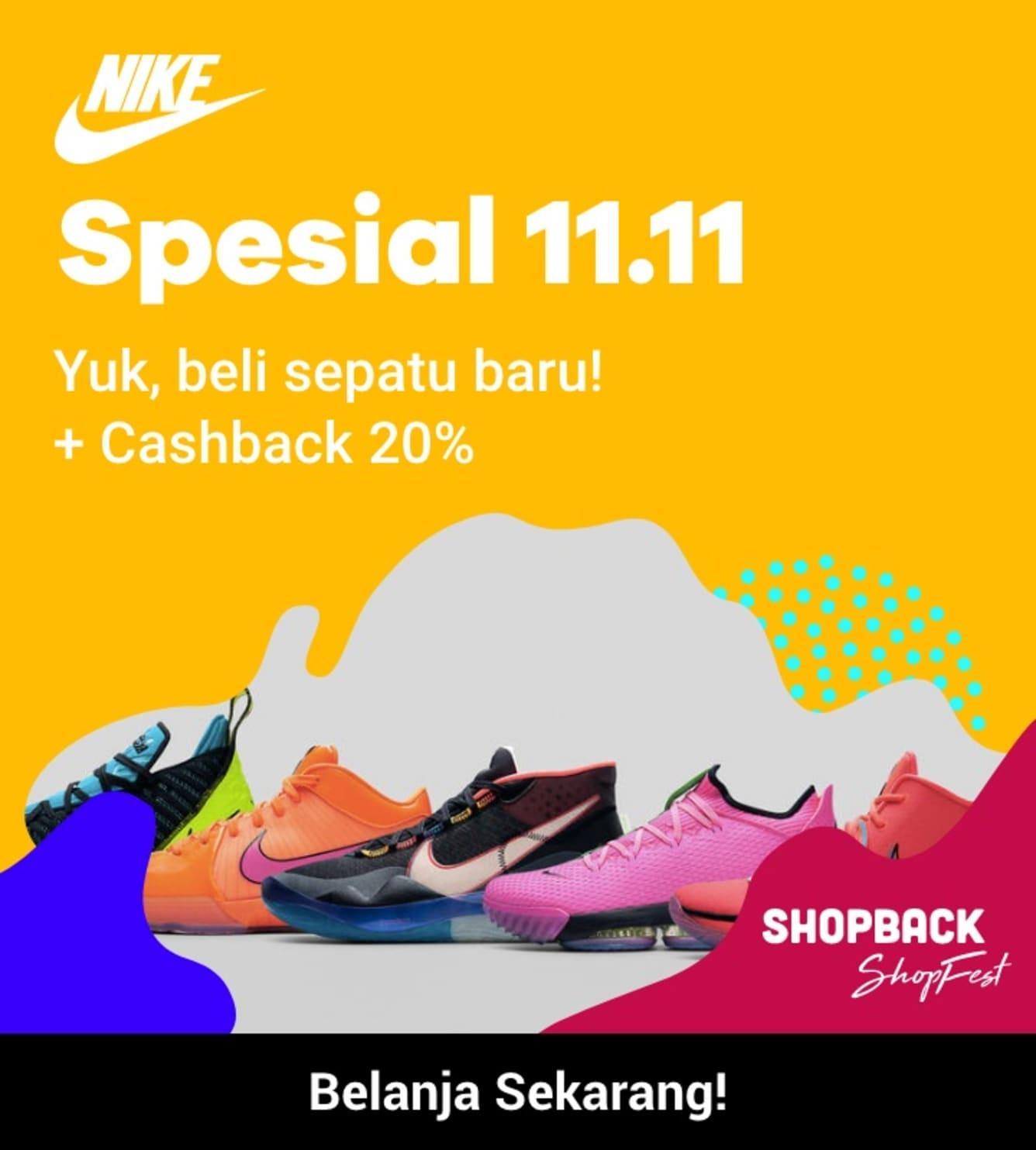 Week 46 - Promo Nike