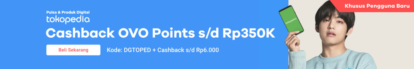 Week 47 - Promo Tokopedia Digital