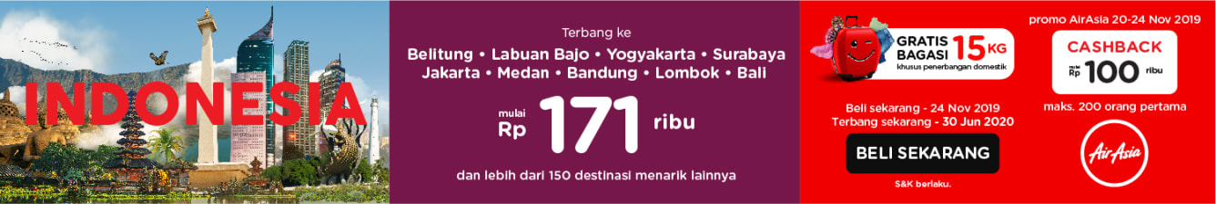 Week 47 - Promo AirAsia