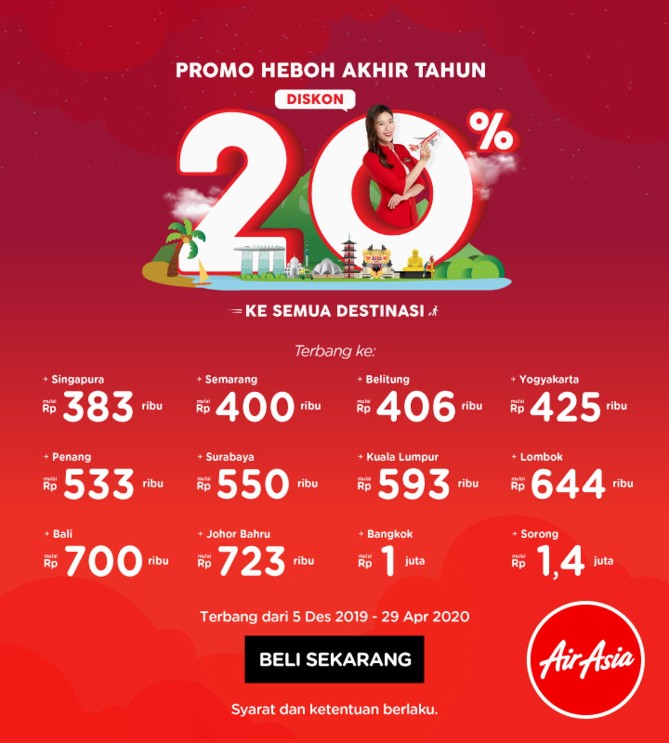 Week 49 - Promo Air Asia