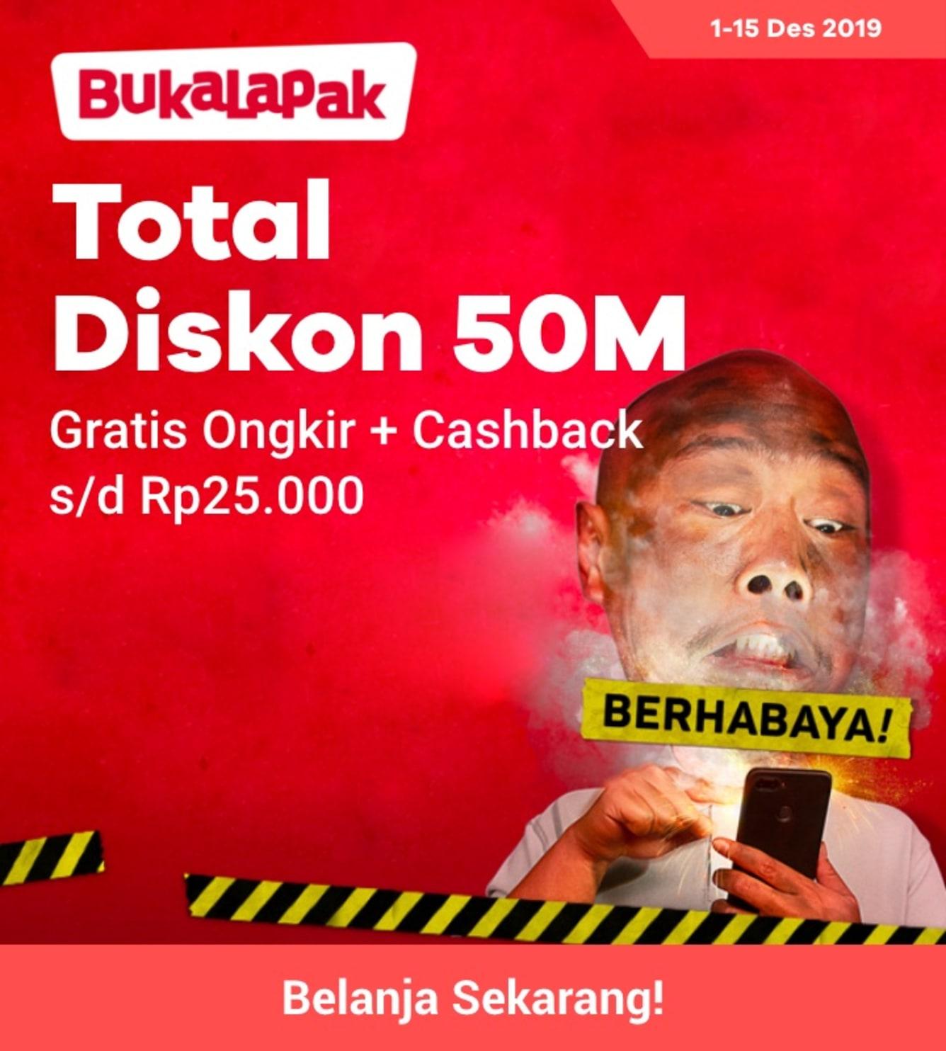 Week 49 - Promo Bukalapak