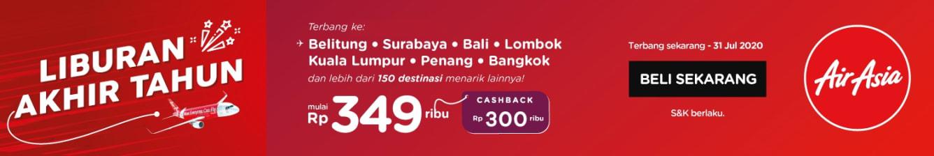 Week 50 - Promo AirAsia