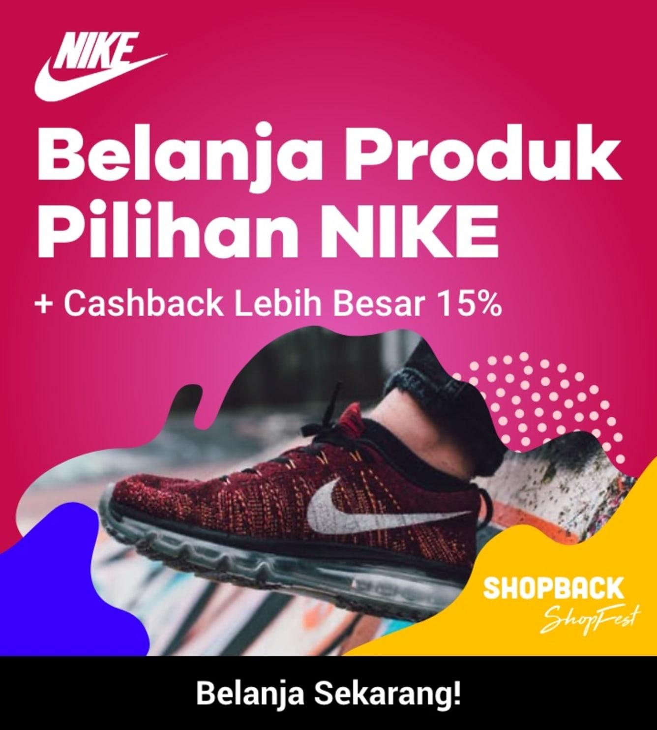 Week 50 - Promo Nike 12.12