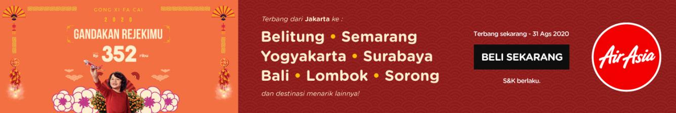 Week 4 - Promo AirAsia