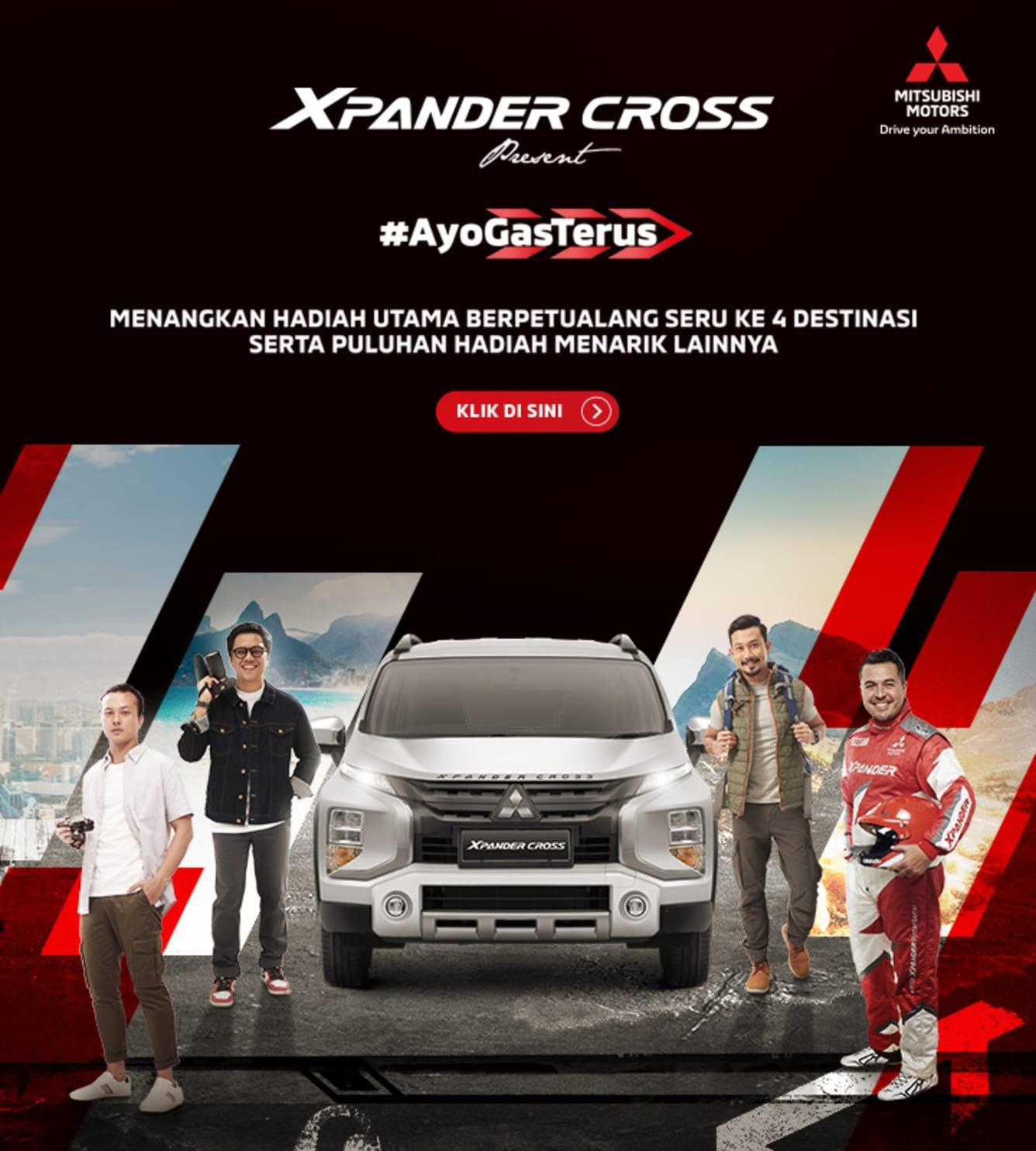Week 4 - Promo Mitsubishi