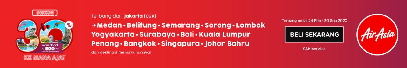 Week 8 - Promo AirAsia