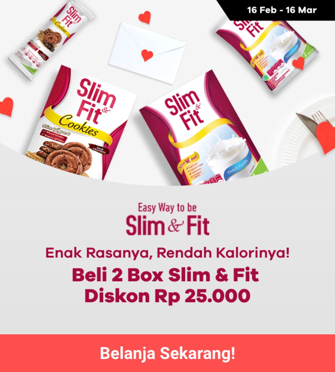 Week 8 - Promo Slimfit