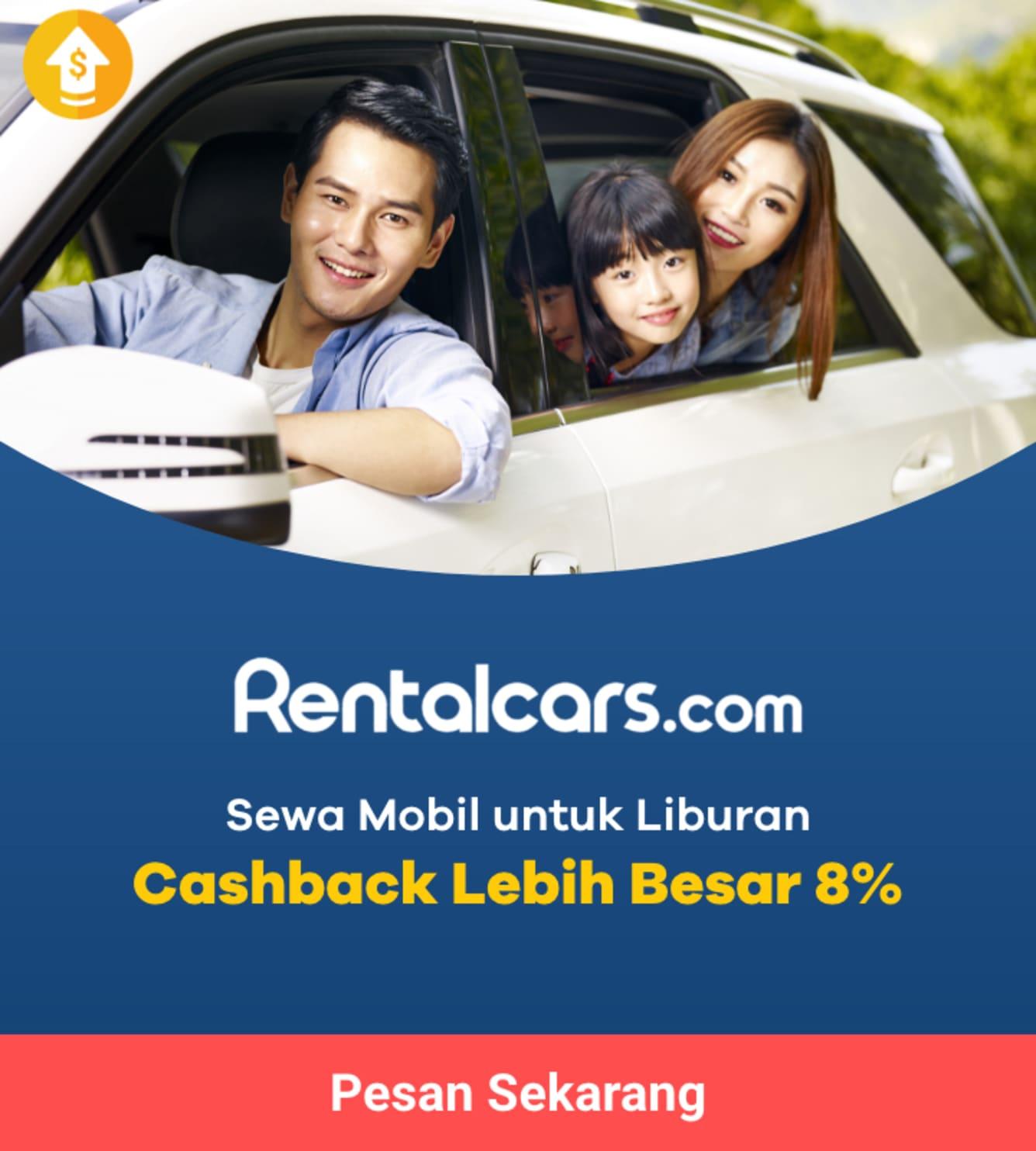 Week 8 - Promo Rentalcars