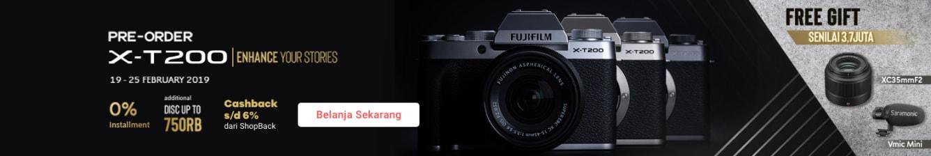 Week 8 - Promo Fujifilm