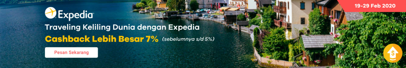 Week 8 - Promo Expedia