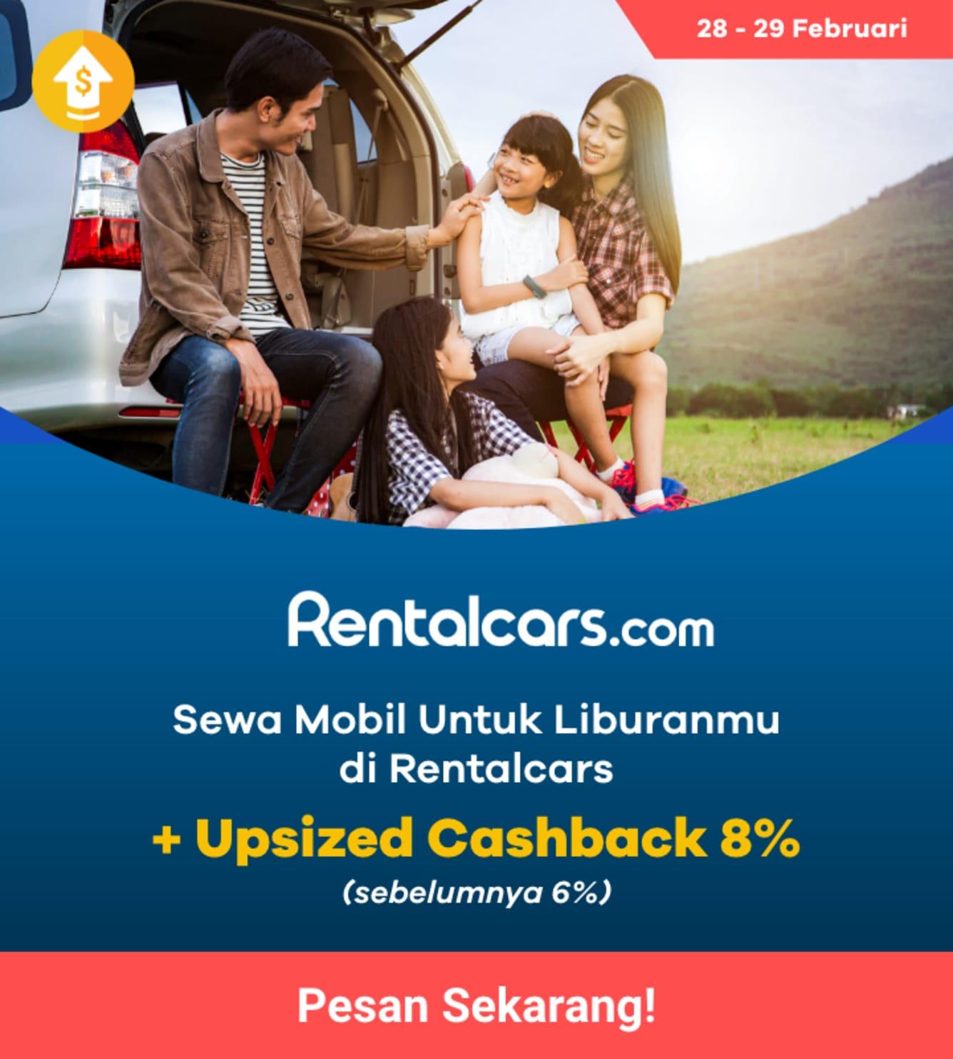 Week 9 - Promo Rentalcars