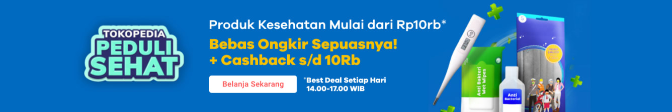 Week 14 - Promo Tokopedia