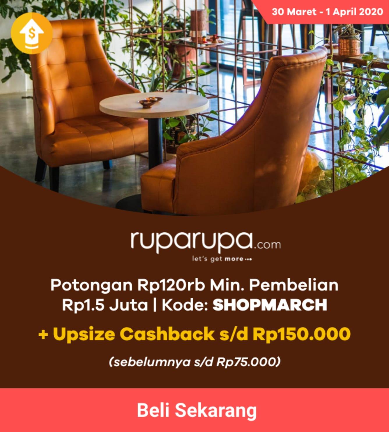 Week 14 - Promo Ruparupa