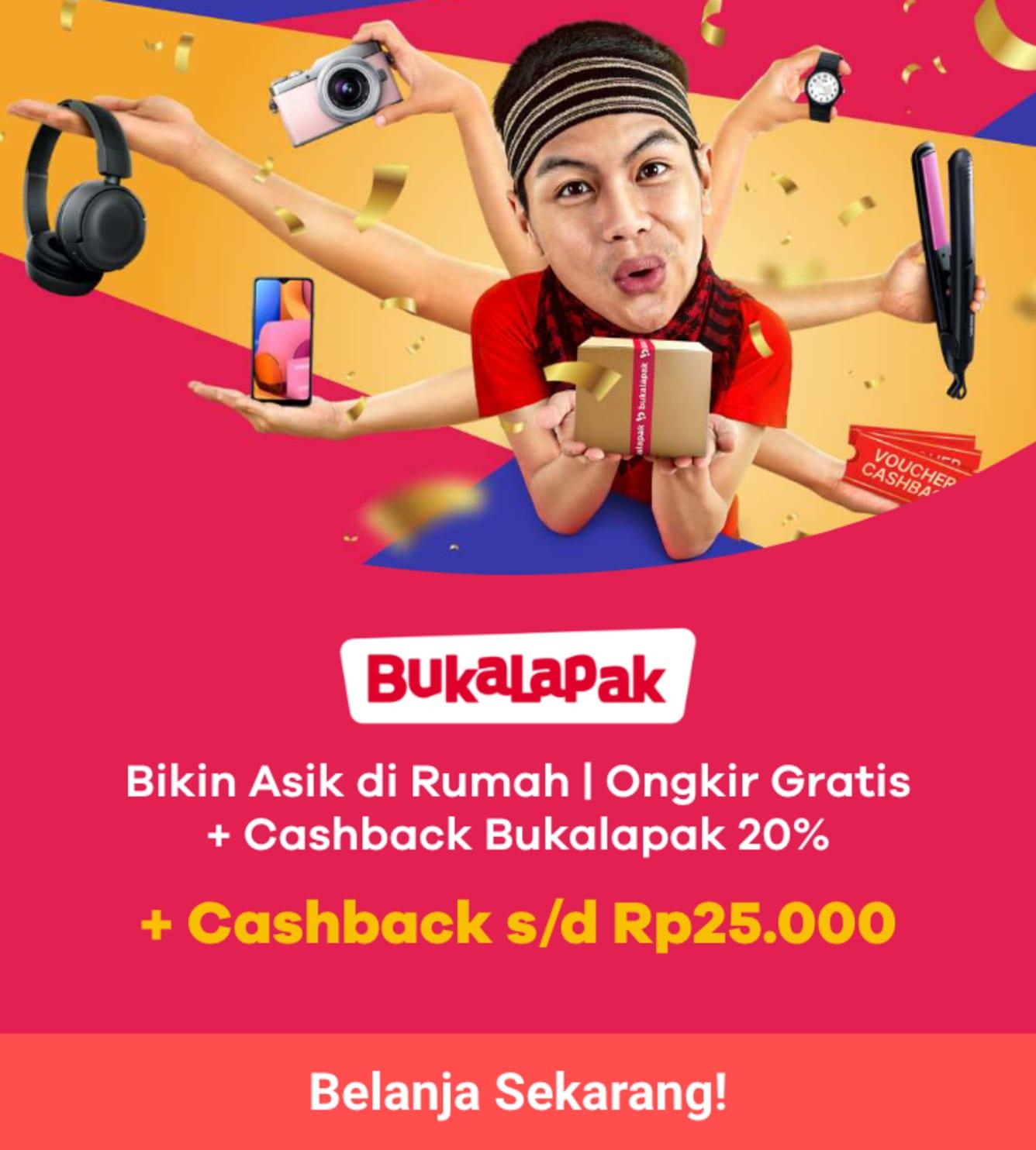 Week 14 - Promo Bukalapak