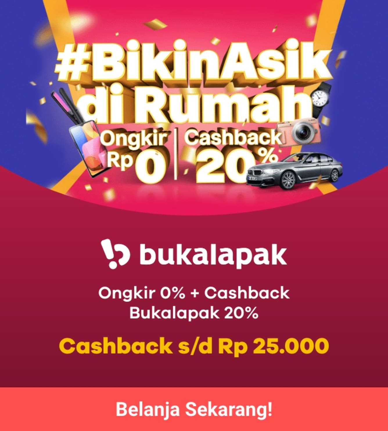 Week 15 - Promo Bukalapak