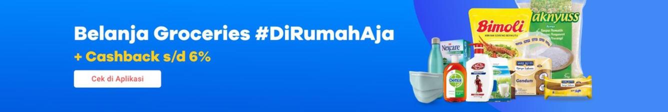Week 15 - Promo #DiRumahAja