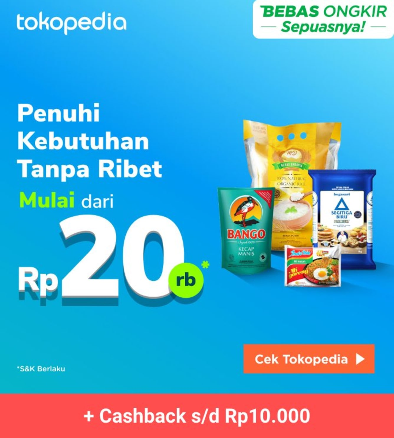 Week 15 - Promo Tokopedia