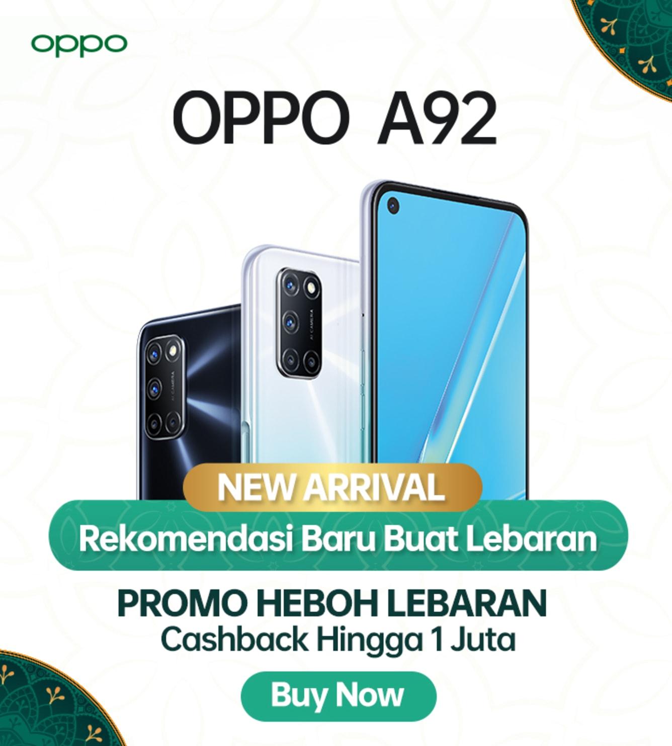 Week 22 - Promo OPPO