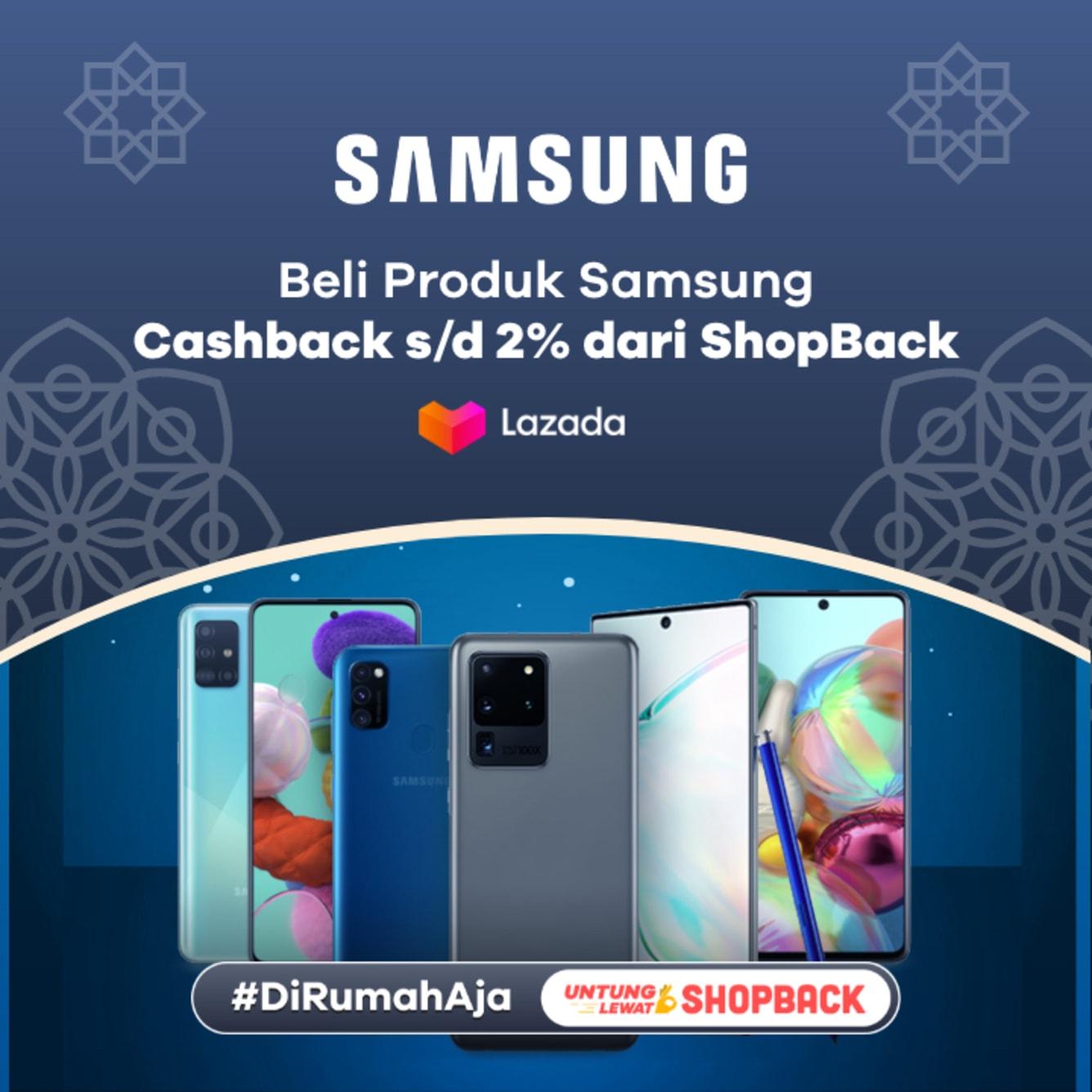 Week 22 - Promo Samsung