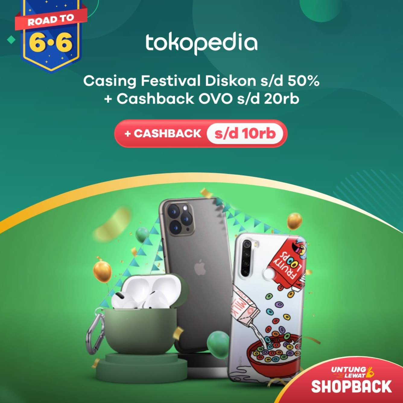 Week 23 - Promo Tokopedia