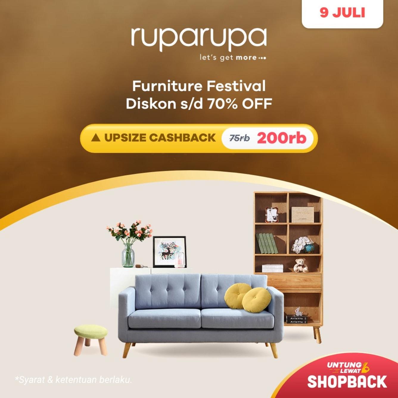 Week 28 - Promo Ruparupa