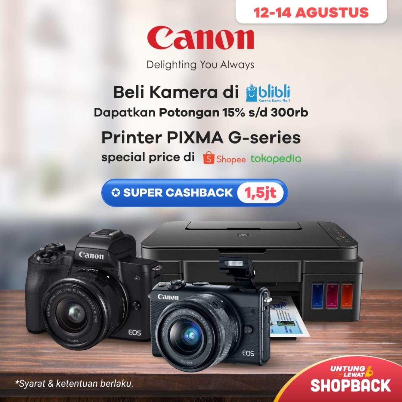 week 33- Promo Canon