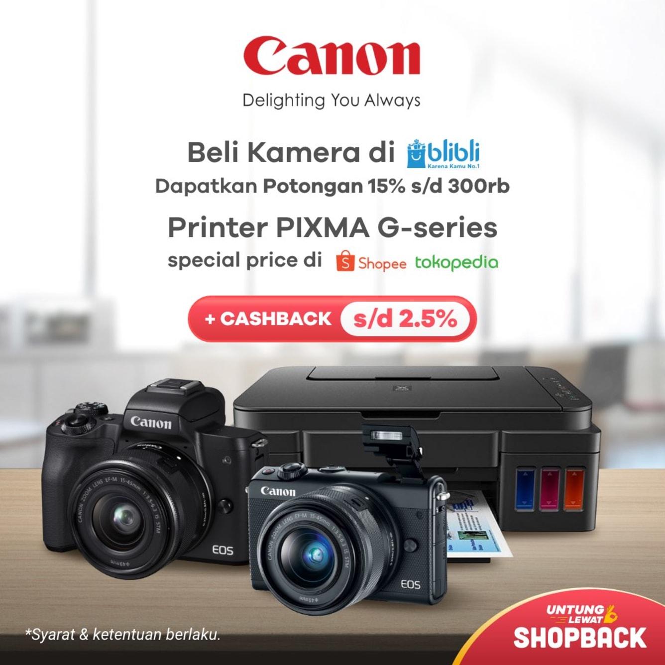 week 32- Promo Canon