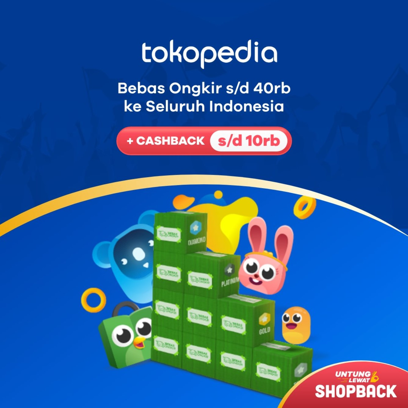 Week 33 - Promo Tokopedia