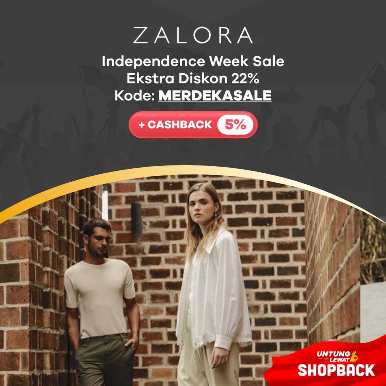 Week 33 - Promo Zalora