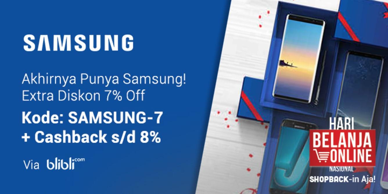 Blibli Samsung