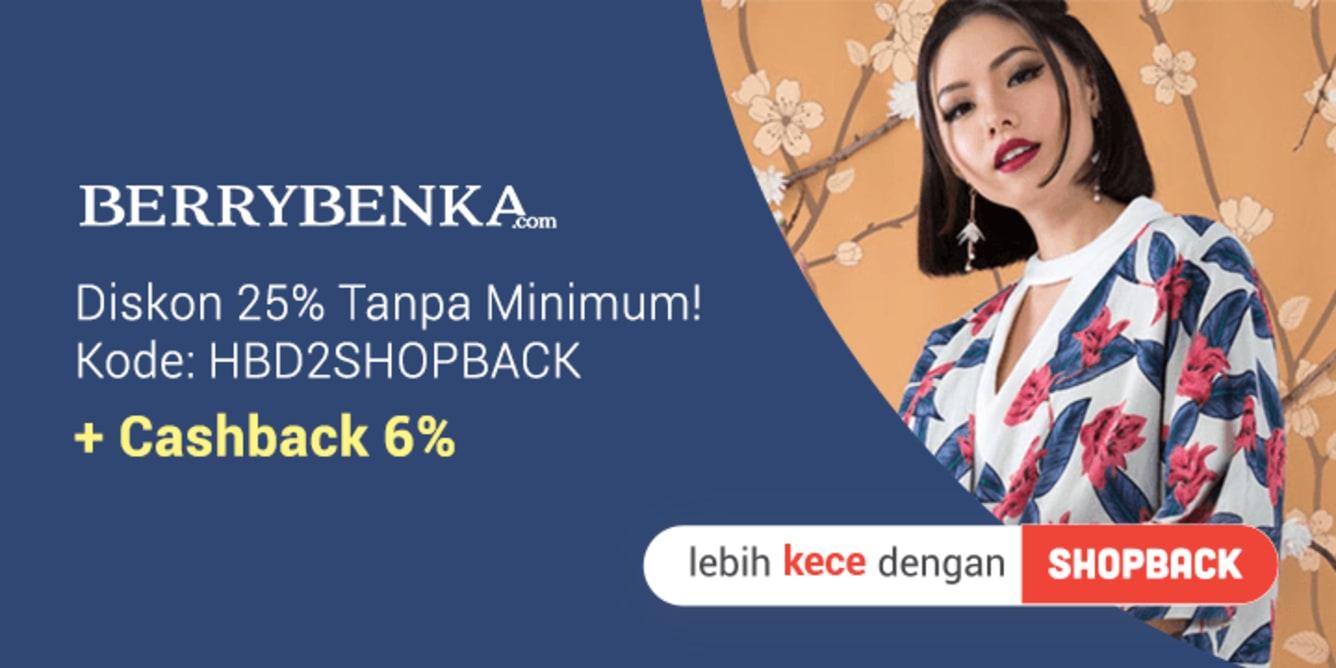 Week 4 - Berrybenka Bday Promo