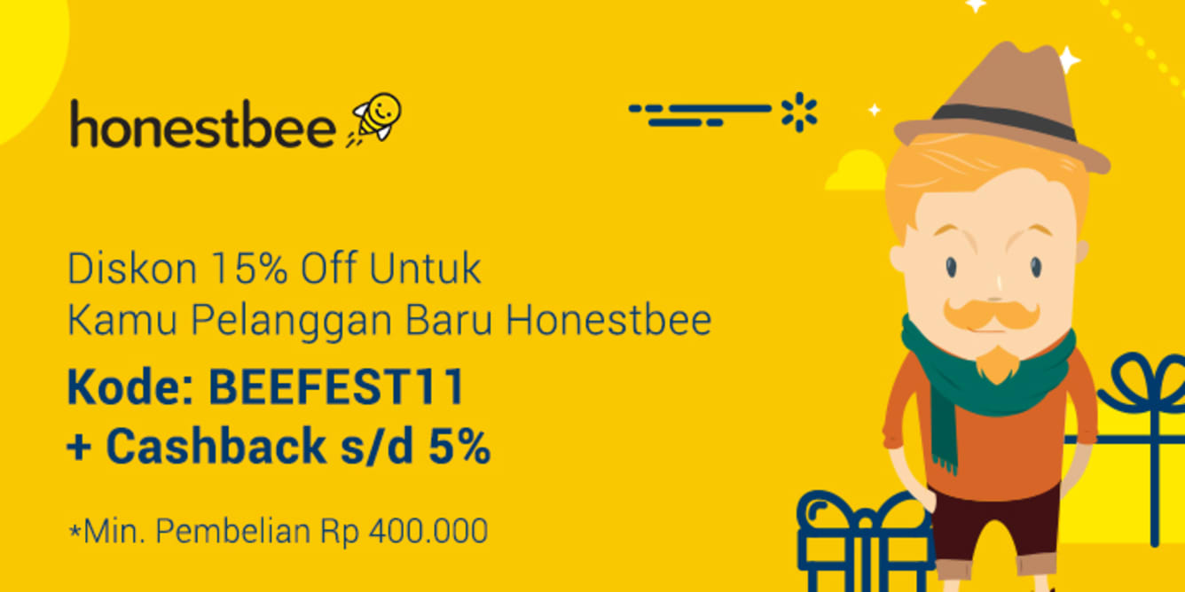 Pormo Honestbee November