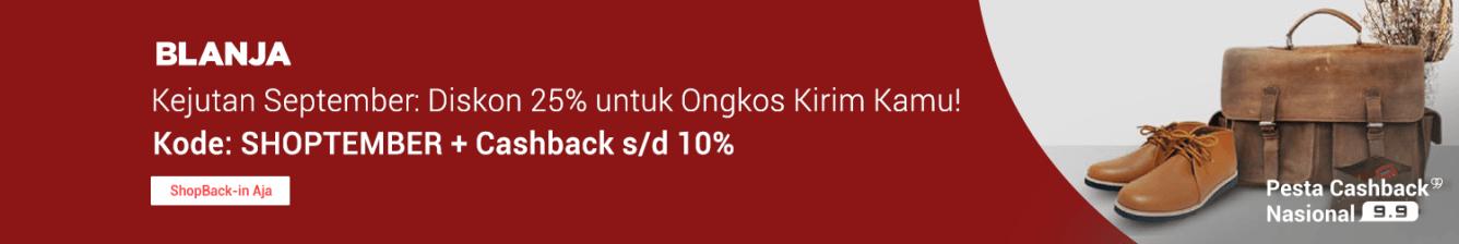 Blanja.com Gratis Ongkir